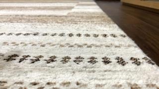 パキスタン絨毯 ガゼニウールアブラッシュ