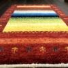 イランの遊牧民カシュガイ族、ルリ族が織りなす絨毯ギャッベ【家具・カーペット】