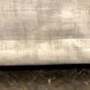 布地のシェードへの蛍光ペン(水性)での落書き