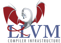 LLVM Logo Derivative