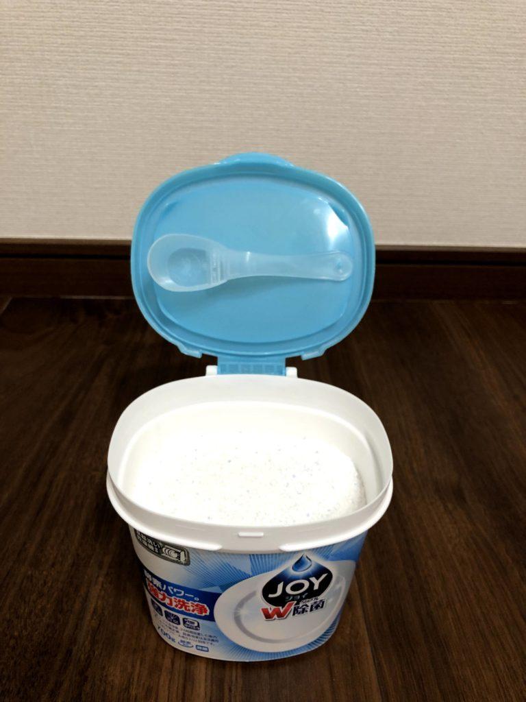 食器洗い乾燥機専用ジョイ粉末タイプ 軽量スプーン