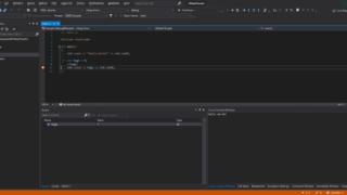 Visual Studio 2019 Preview 16.10.0 CMakePresets debugging