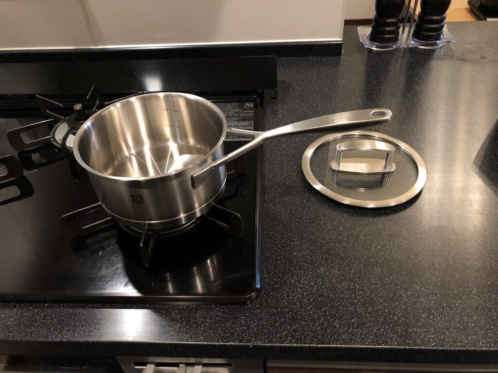 ツヴィリング Vitality ソースパン 16cm 1.5L ステンレス鍋
